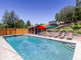 Cottage-Style Retreat, Glen Ellen