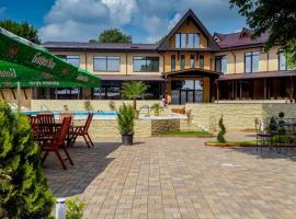 Green Garden Resort, Odobeşti