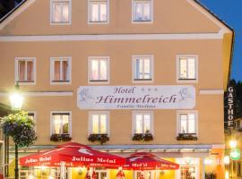 Hotel Himmelreich, Mariazell