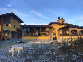 La Civetta, Albiano d'Ivrea (Vestignè yakınında)