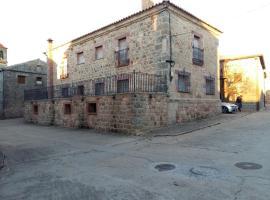 Casa Júnez, Romanillos de Medinaceli (Olmedillas yakınında)