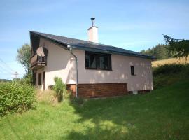 Holiday home in Bublava/Erzgebirge 1698, Bublava (Klingenthal yakınında)