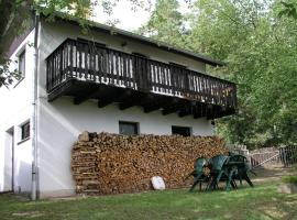 Holiday home in Plasy 1618, Plasy (Kralovice yakınında)