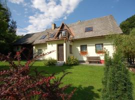 Holiday home in Vyprachtice 976, Koburk (Cotkytle yakınında)