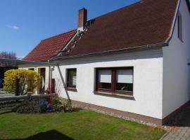 Holiday home in Velgast/Ostsee 2769, Velgast (Löbnitz yakınında)