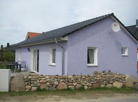 Two-Bedroom Holiday home in Dranske I, Lancken