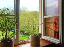 Apartment Nordwestuckermark 5, Gollmitz (Kuhz yakınında)