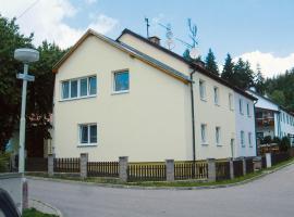 Apartment Loucovice 1, Loučovice (Vyšší Brod yakınında)