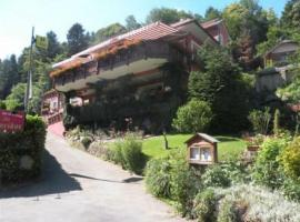 Hotel Restaurant au Floridor, Тан (рядом с городом Bourbach-le-Bas)