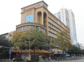 Yingshang Hotel Huangpu Dashadi, Guangzhou (Huangpu yakınında)
