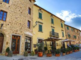 Antico Borgo Seggiano, Seggiano