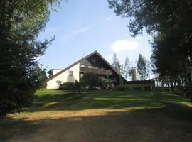 Penzion Trnávka, Želiv (Vřesník yakınında)
