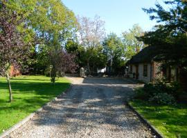 Kilcarrick Lodge, Edentober (рядом с городом Belleek)