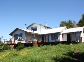 Casa en el Lago Huillinco, Huillinco (Notuél yakınında)