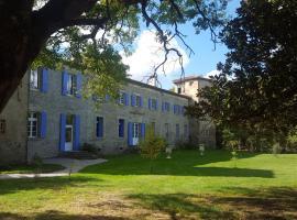 Château de Verdalle, Verdalle (рядом с городом Сент-Аффрик-ле-Монтань)