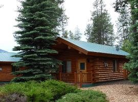 Silverwolf Log Chalets