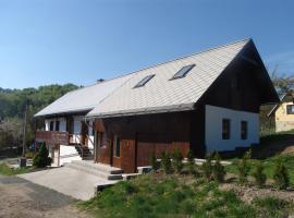 Apartmán Doubravice, Hrubá Skála (Karlovice yakınında)