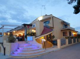 Hotel Gabbiano, San Domino