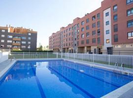 Apartamento El Parque, Logroño (El Cortijo yakınında)