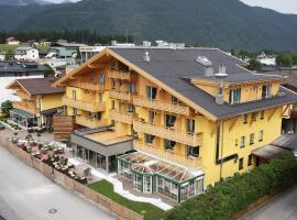 Aktiv- und Wellnesshotel Gutjahr, Abtenau