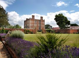Soulton Hall, Wem (рядом с городом Weston)