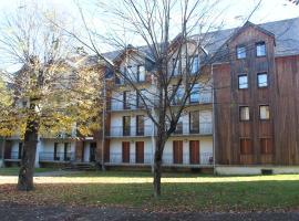 Appartement Residence Jardins de Ramel, Luchon
