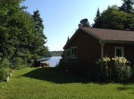 Lakeside Cottage, Wentworth (Brownsburg yakınında)