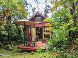Ferny Hollow: Romantic Rainforest Cottage