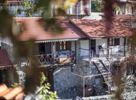Symposio Maria House 1, Pelendri (Potamitissa yakınında)