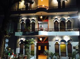 Hotel Durag Vilas, Mahāmandir