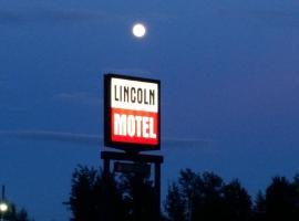 Lincoln Motel, Sturgeon Falls (Lavigne yakınında)