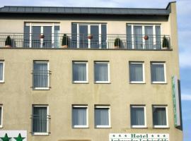 Hotel Ambassador-Ludwigsfelde, Ludwigsfelde (Kietz yakınında)