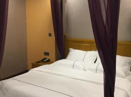 Cedar Wood Hotel Chengde, Chengde (Shizigou yakınında)