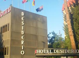 Hotel Desiderio, Roma (Sant'Onofrio yakınında)