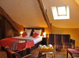 Hotel O2B Aux Berges de Brocéliande, Beignon (рядом с городом Пемпон)