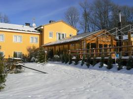 Restaurace a penzion Český les, Horní Folmava (Babylon yakınında)