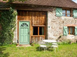 Gite de Puymouche, Naillat (рядом с городом Dun-le-Palestel)