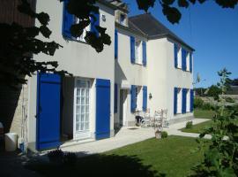 La Maison Claire, Longueville (рядом с городом Deux-Jumeaux)