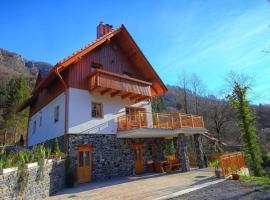 Mountain Holiday Home, Bosljiva Loka (рядом с городом Gašparci)
