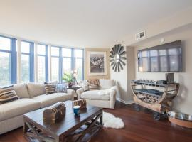 Luxury 3 Bed Apartment on Dupont Circle