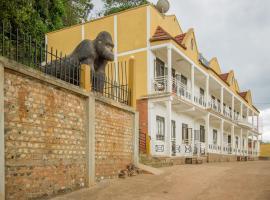 Albertine tourist resort, Kabale (рядом с регионом Ndorwa)