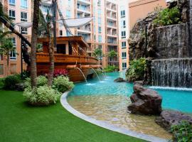 Atlantis luxury Apartment, Jomtien Beach