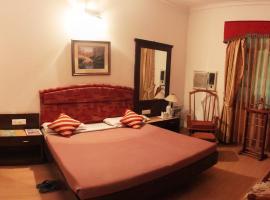 Hotel Woodland, Pathānkot (рядом с городом Malakpur)