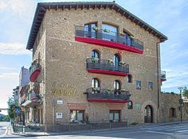 La Violeta, Castelltersol (рядом с городом Monistrol de Calders)