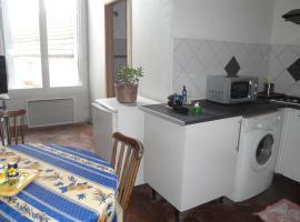 Appartement des Vieilles Halles, Фер-ан-Тарденуа (рядом с городом Fresnes-en-Tardenois)