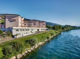 Hotel Garni an der Reuss, Gisikon (Rotkreuz yakınında)