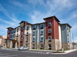 My Place Hotel- Salt Lake City I-215/West Valley City, UT