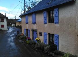 Maison Mariposa, Lanne en Barétous (рядом с городом Arette)