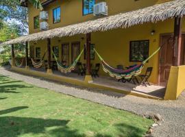 Hotel Las Hamacas, Santa Catalina