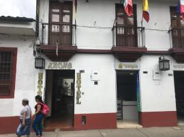 Hotel Krone, Popayan